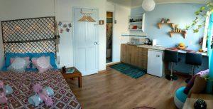 Criton's appartement