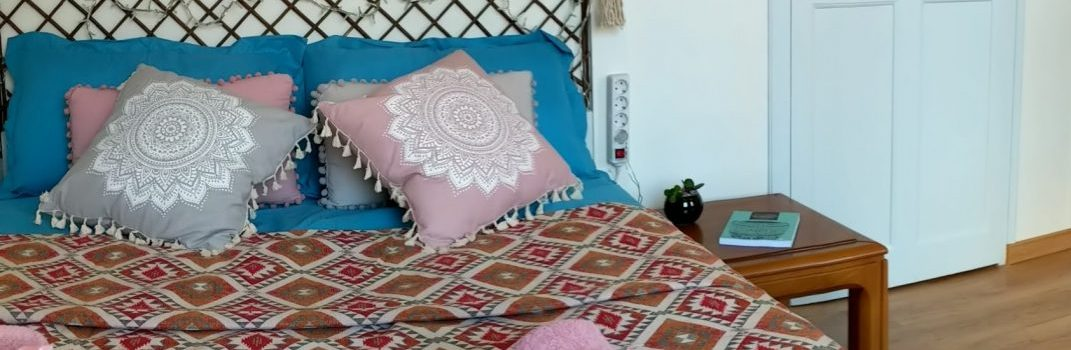 Studio Criton, bed